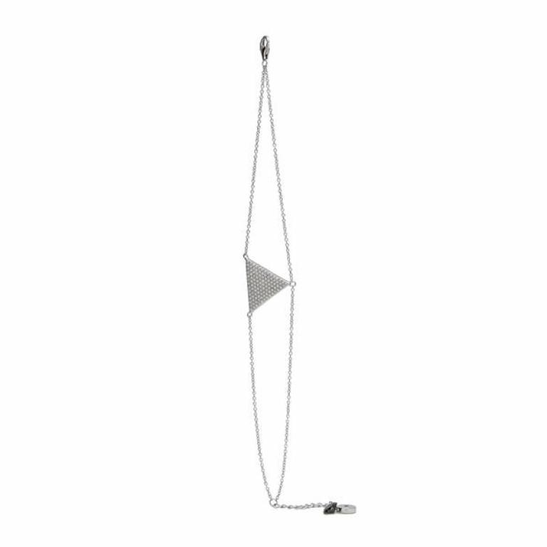 Pulsera plata Lineargent modelo 14844-WP