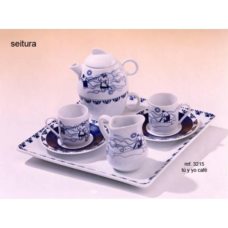 Juego de tu y yo Galos colección Seitura