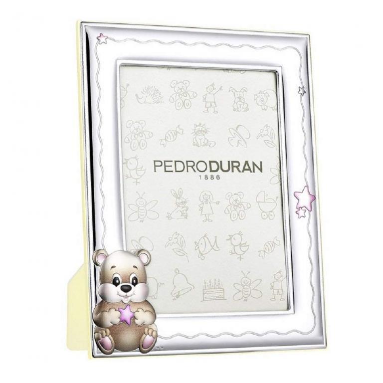 Pedro Duran marco plata bebe