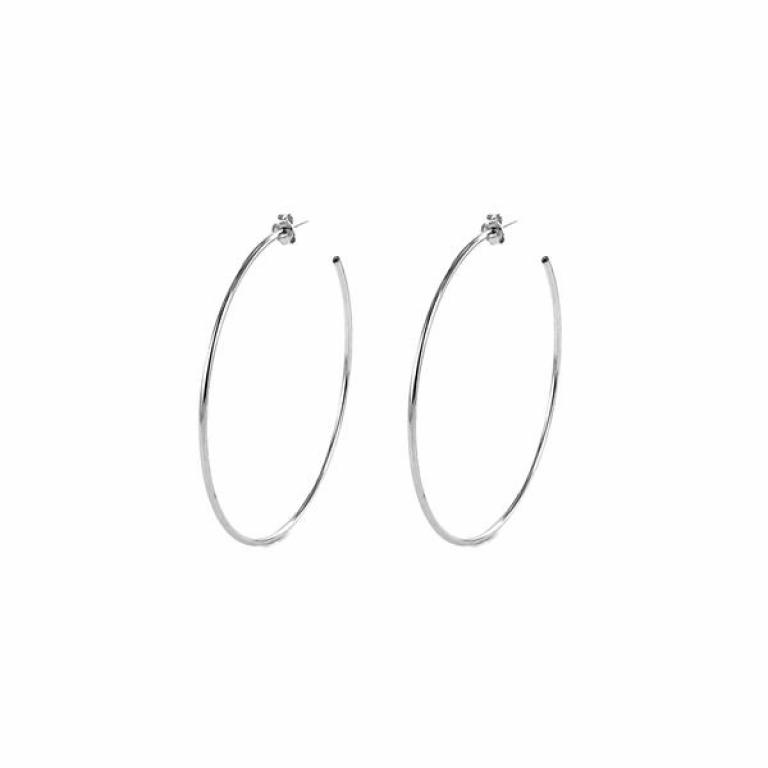 Aros plata Lineargent modelo 8601-A