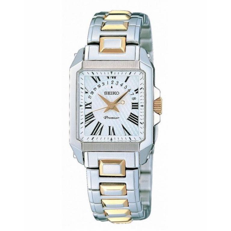 Reloj Seiko señora modelo sxd790