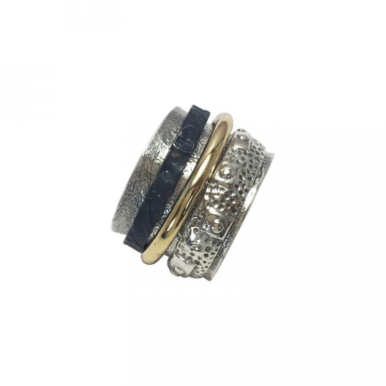 Altana anillo antiestres