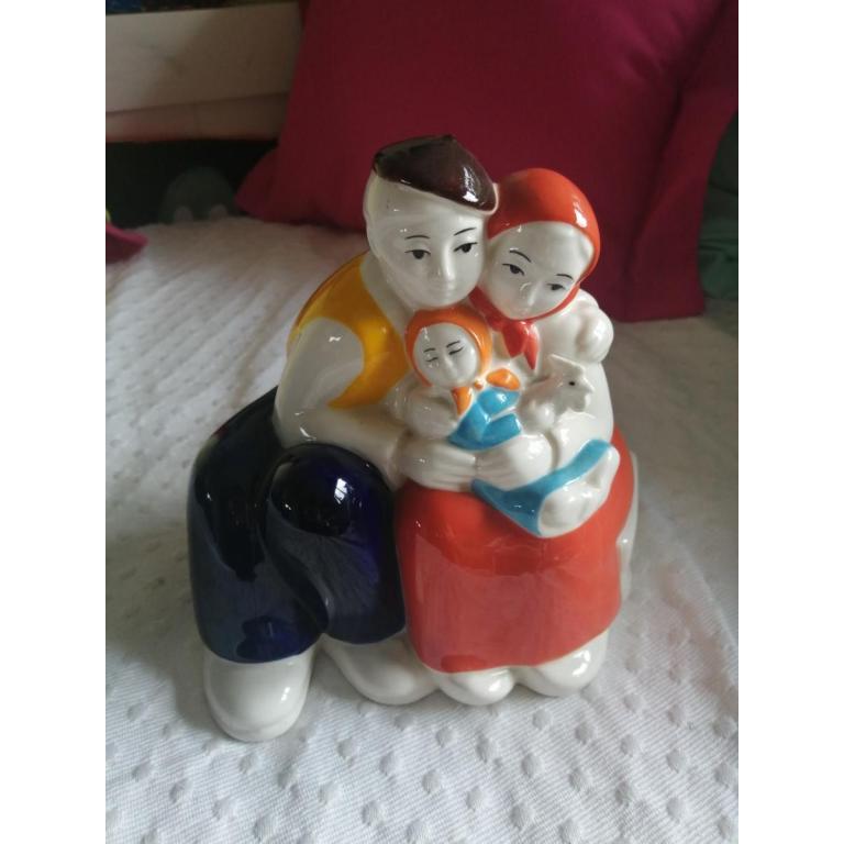 Galos Figura maternidad