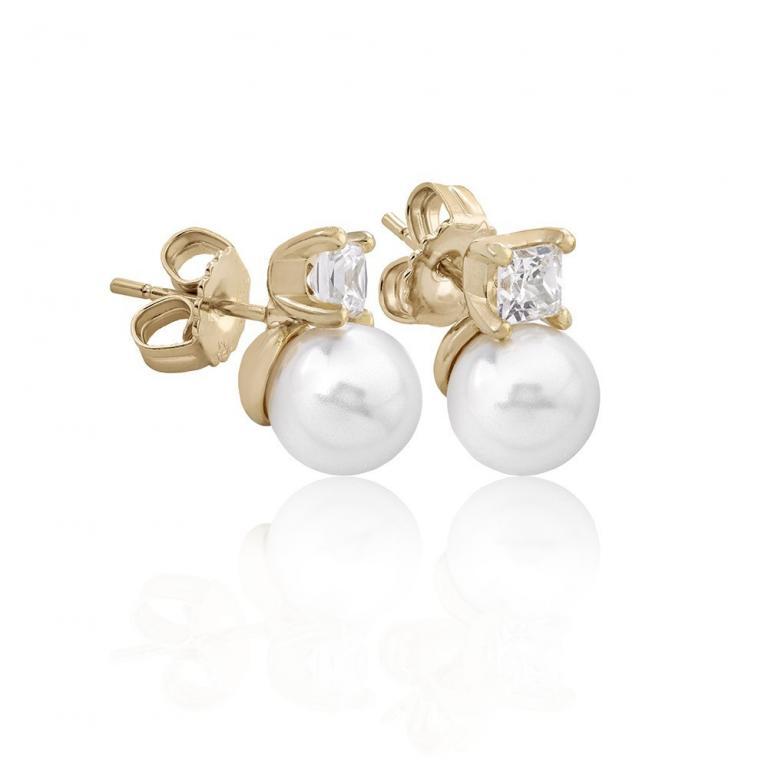 Majorica pendientes perla Selene